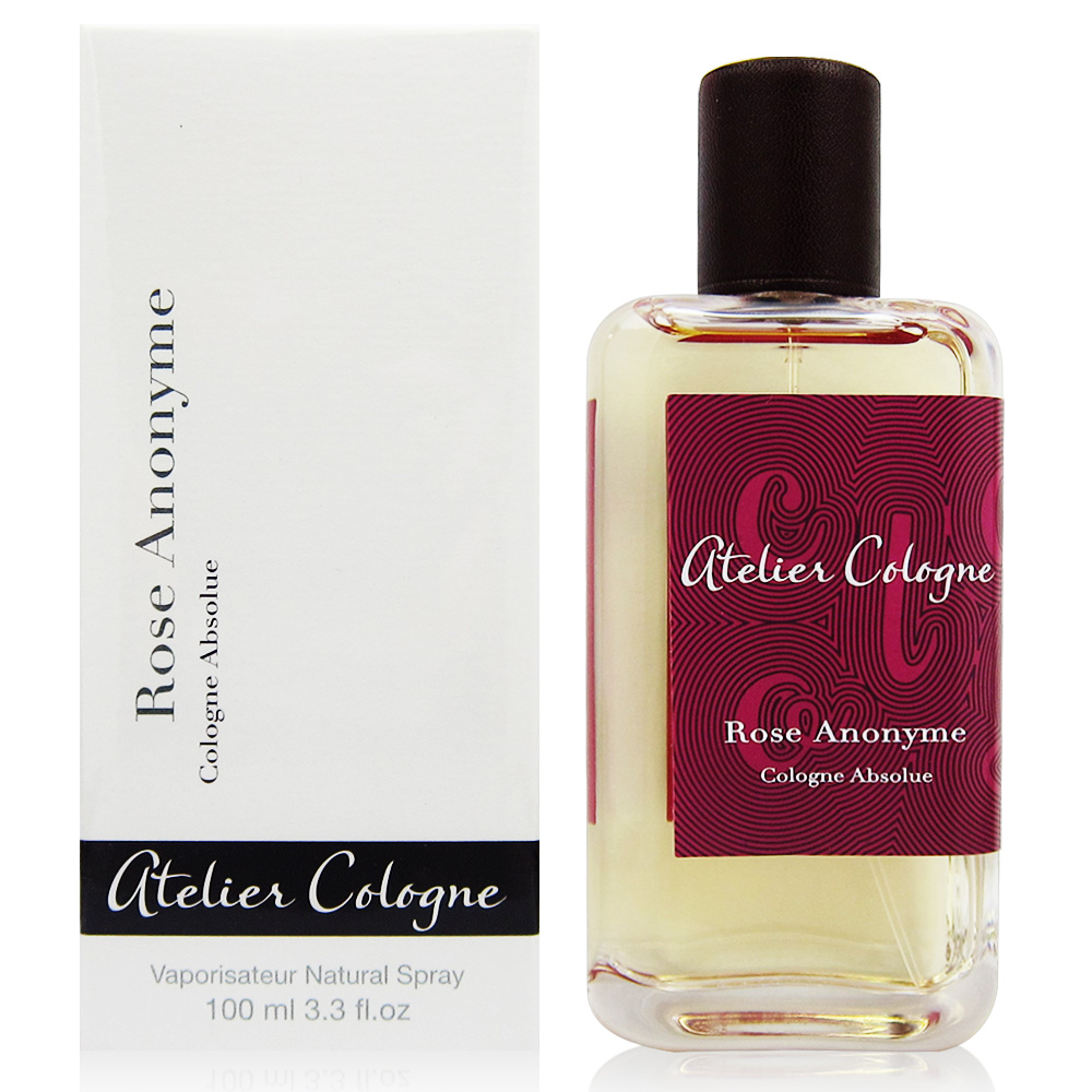 Atelier Cologne 暗夜玫瑰(無名玫瑰)香水100ml(法國進口)
