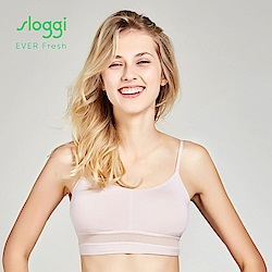 sloggi EVER Fresh系列 無鋼圈背心式內衣 柔膚粉
