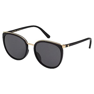 VEDI VERO 復古 太陽眼鏡 (黑色)VE800