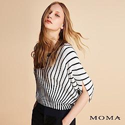 MOMA 條紋針織上衣