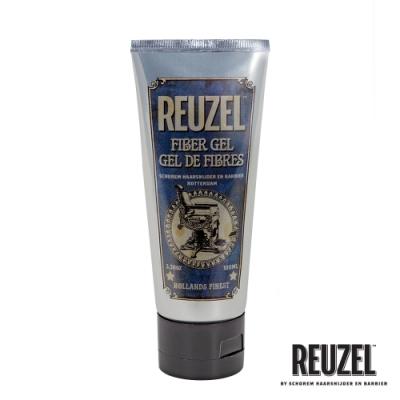 REUZEL Fiber Gel 纖維級強力無酒精保濕髮膠 100ml