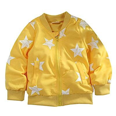 星星印花薄款外套 k60686 魔法Baby