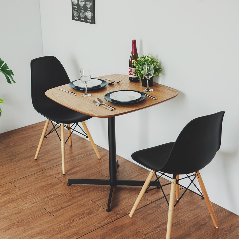 完美主義 復古風餐桌椅組/咖啡桌/工作桌/一桌二椅(6色)