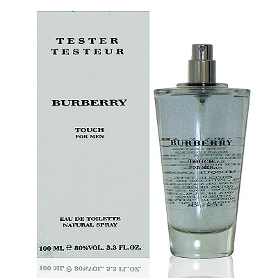 Burberry Touch 接觸男性淡香水 100ml Test 包裝