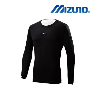 Mizuno 美津濃 男緊身衣 黑 12TA8C0209