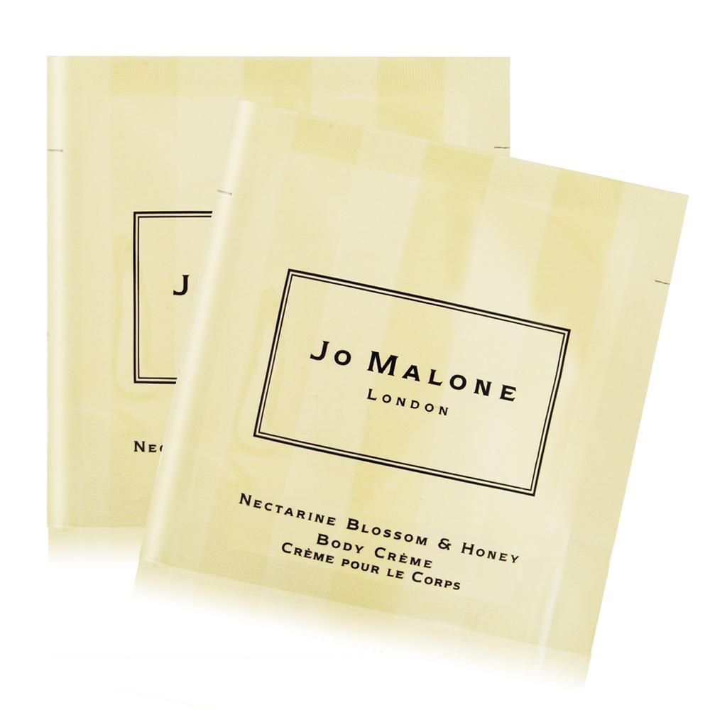 Jo Malone 杏桃花與蜂蜜潤膚霜7mlX2