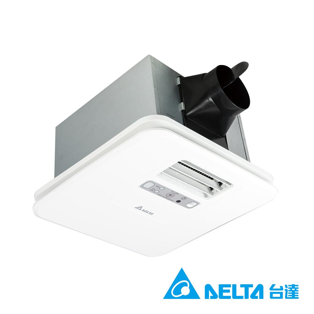 台達電子多功能循環涼暖風機110V(豪華300系列遙控型韻律風門) VHB30ACMRT-A
