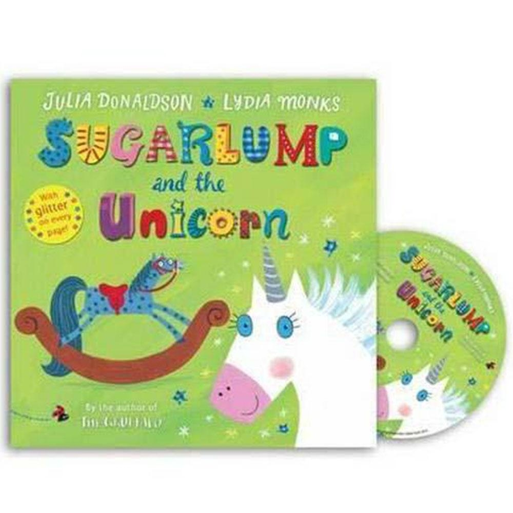 Sugarlump And The Unicorn 搖搖馬與獨角獸故事CD書
