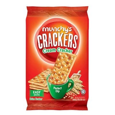 Munchys麥奇 原味蘇打餅(300g)