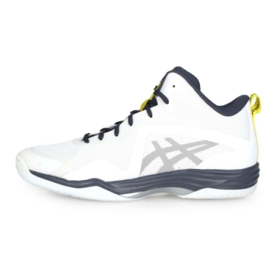 ASICS 男 籃球鞋 LYTE NOVA 白鐵灰