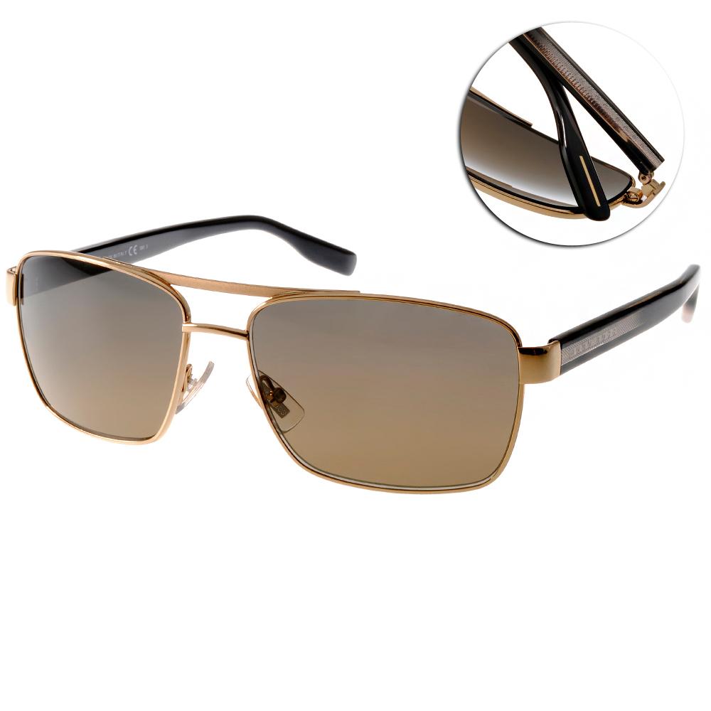HUGO BOSS太陽眼鏡 率性飛官款/金 #HB0592S 5TWR4