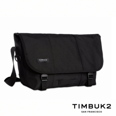 Timbuk2 Classic Messenger 13 吋經典郵差包 - 黑色