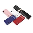 銳思Recci DUKE名系列 蘋果iPhone X/XS波浪紋鋅合金立架保護殼