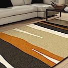 【范登伯格】艾斯-極富流行立體雕花進口地毯-160x230cm