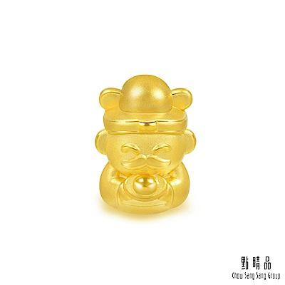 點睛品 Charme 文化祝福 富貴財神 黃金串珠