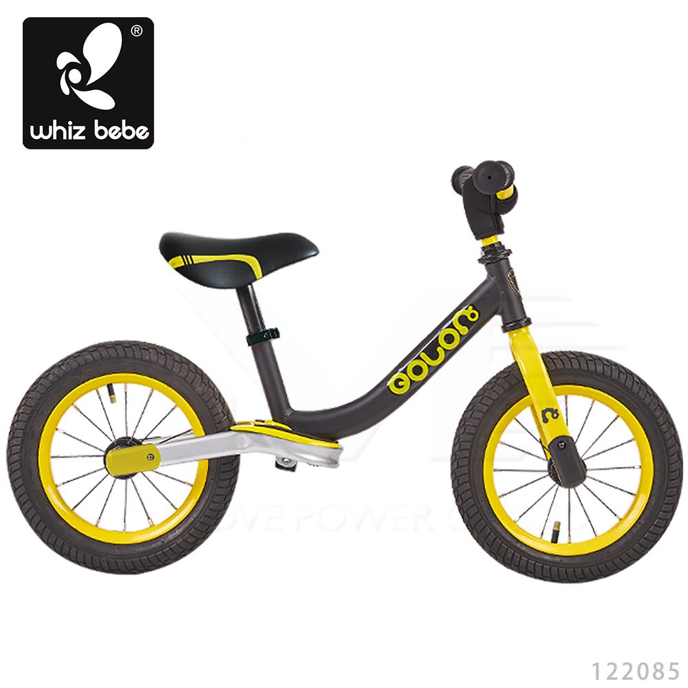 英國《Whiz bebe》酷LOVE平衡滑步車(黑)