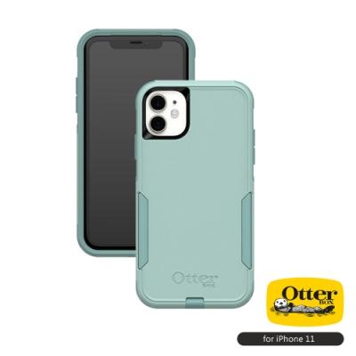 OtterBox iPhone 11 (6.1吋)專用 雙層防摔吸震手機保護殼-Commuter通勤者系列■淺綠