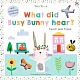 Tiny Town:What Did Busy Bunny Hear? 趣味探索硬頁書 product thumbnail 1