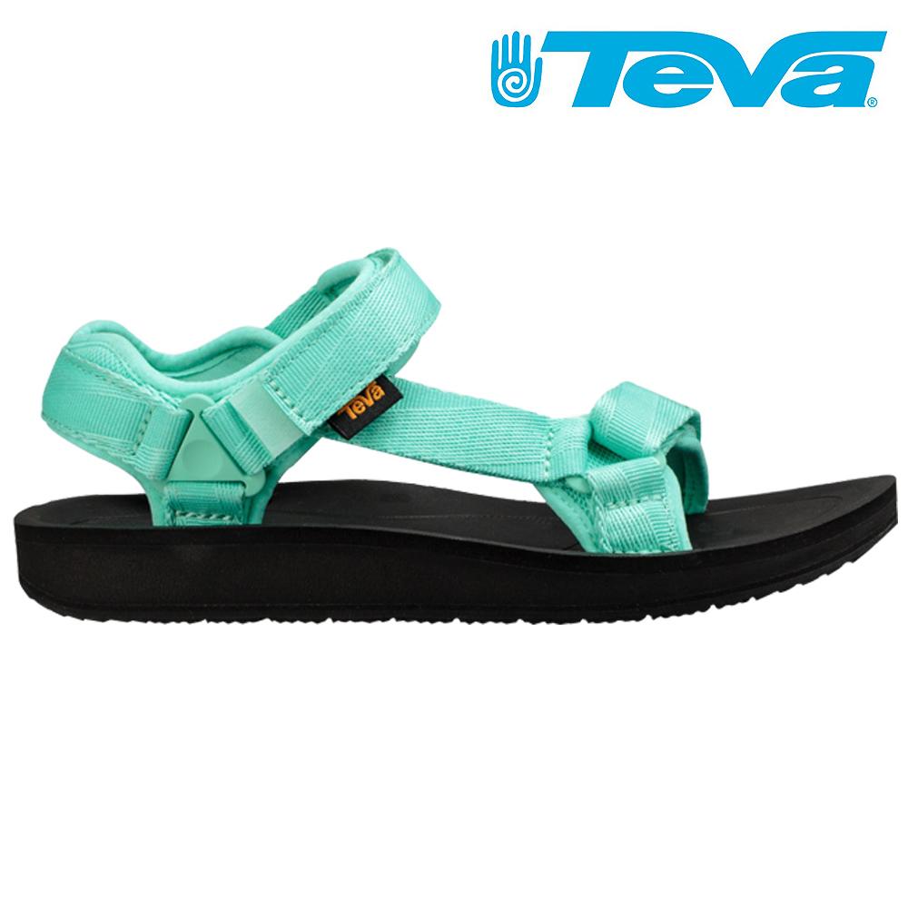 TEVA Original Universal Premier 女休閒涼鞋 湖水綠