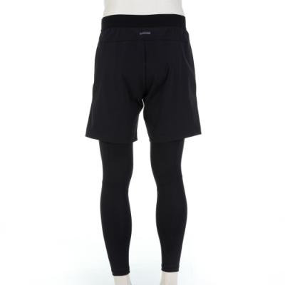 SKECHERS 男短褲 - P319M015-002K