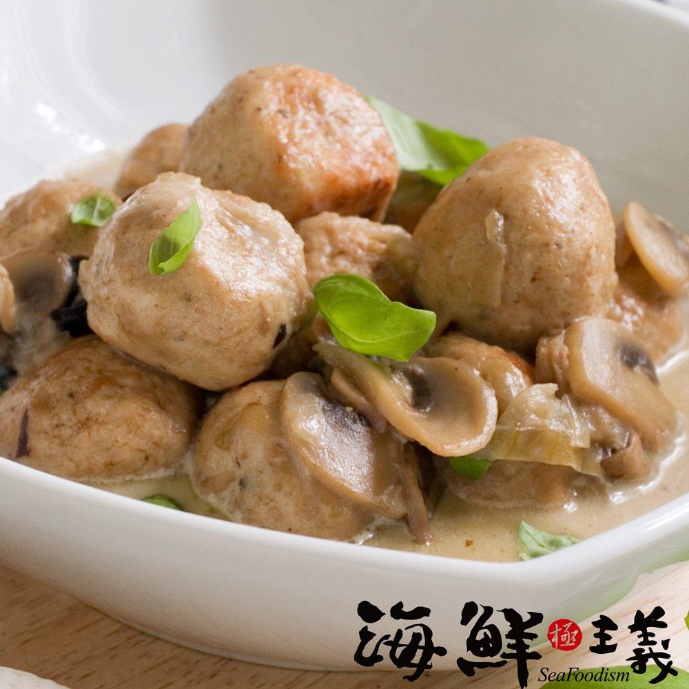 海鮮主義香菇貢丸 600g/包*3