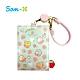 日本正版 角落生物 草莓系列 票卡夾 票夾 證件套 悠遊卡夾 角落小夥伴 San-X 753661 product thumbnail 1