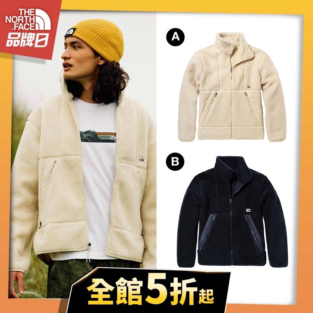 【The North Face】YAHOO人氣熱賣-保暖立領外套/防水透氣連帽衝鋒衣-多款任選