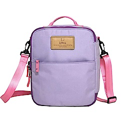 TWELVElittle ADVENTURE 美國防潑水保冷袋 保溫袋 便當袋(俏皮紫)