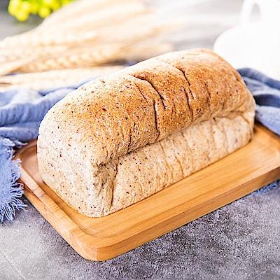 樂活e棧-微澱粉麵包系列-迷你手工高纖吐司(250g/條)