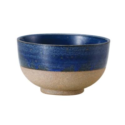 日本 MEISTER HAND EN 飯碗-藍