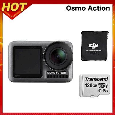 DJI 大疆創新 OSMO Action 運動相機/攝影機 (先創公司貨)