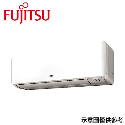 FUJITSU富士通 5-7坪R32高級變頻冷專分離式AOCG/ASCG-040CMTB