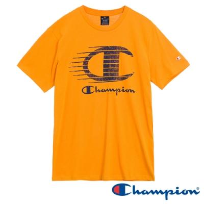 Champion EU Legacy印花短T(黃色)