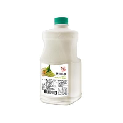 【戀】抹茶淋醬2.6KG