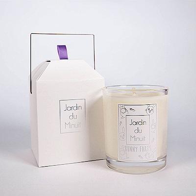 午夜花園 手工大豆蠟燭(大)-小兔莓果酒