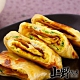 【上野物產】健康素食台灣原味蛋餅皮(1800g±10%/30片/包)x10包 product thumbnail 2