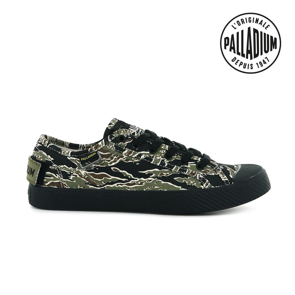 PALLADIUM PALLAPHOENIX OG CAMO軍規迷彩休閒鞋-中性-美軍迷彩