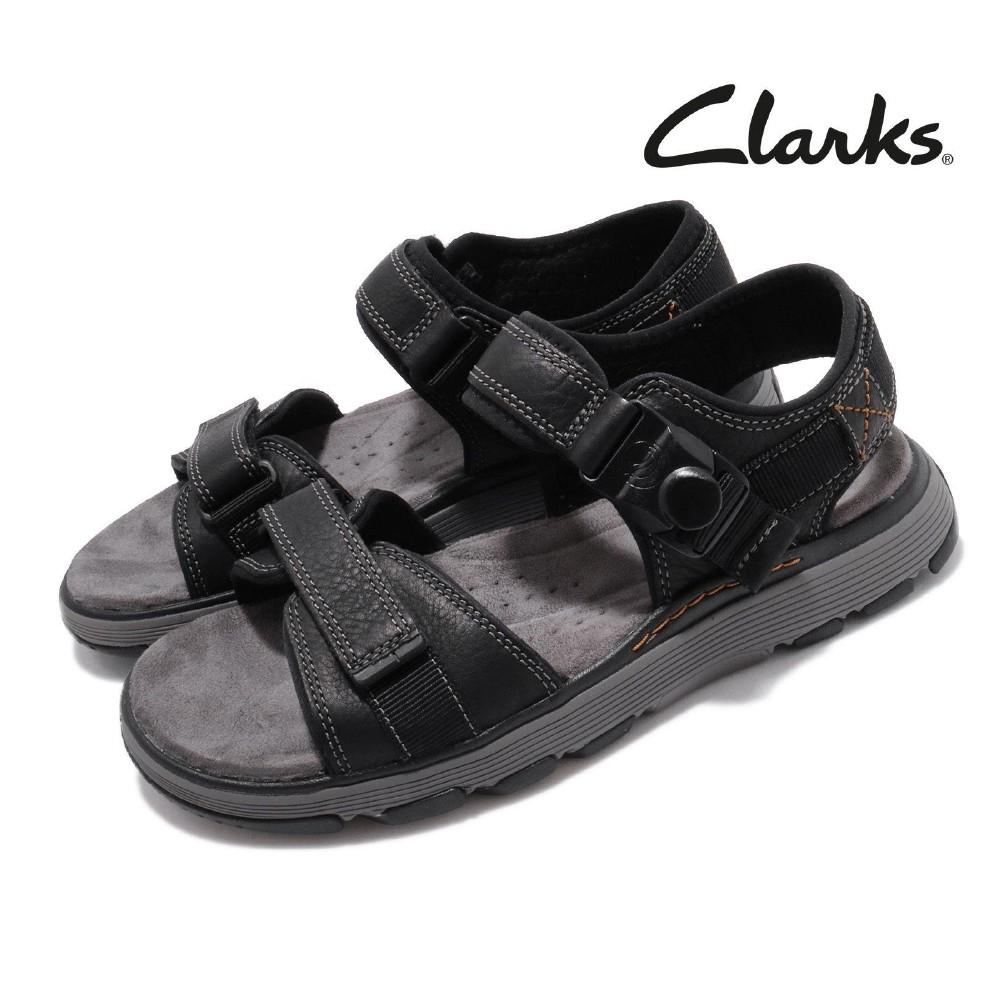 Clarks 涼拖鞋 Un Trek Part 男鞋