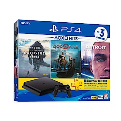 PS4 HITS Bundle E chassis 同捆組