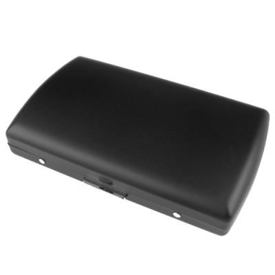 Pearl 珍珠-日本進口~高質感煙盒(銷光黑)