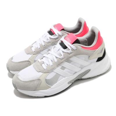 adidas 休閒鞋 Crazychaos Shadow 男鞋 愛迪達 經典款 舒適 球鞋 穿搭 白 灰 FY7822