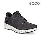 ECCO OMNI-VENT 全方位城市戶外運動休閒鞋 男-黑