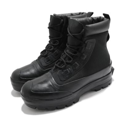 Converse 休閒鞋 CTAS Duck Boot 男女鞋 高筒 靴款 舒適 情侶穿搭 簡約 全黑 170588C