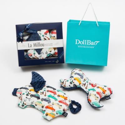 【La Millou】彌月禮盒-天使枕+豆豆小豬枕-多款可選-安撫禮盒彌月送禮新生兒禮盒嬰兒枕