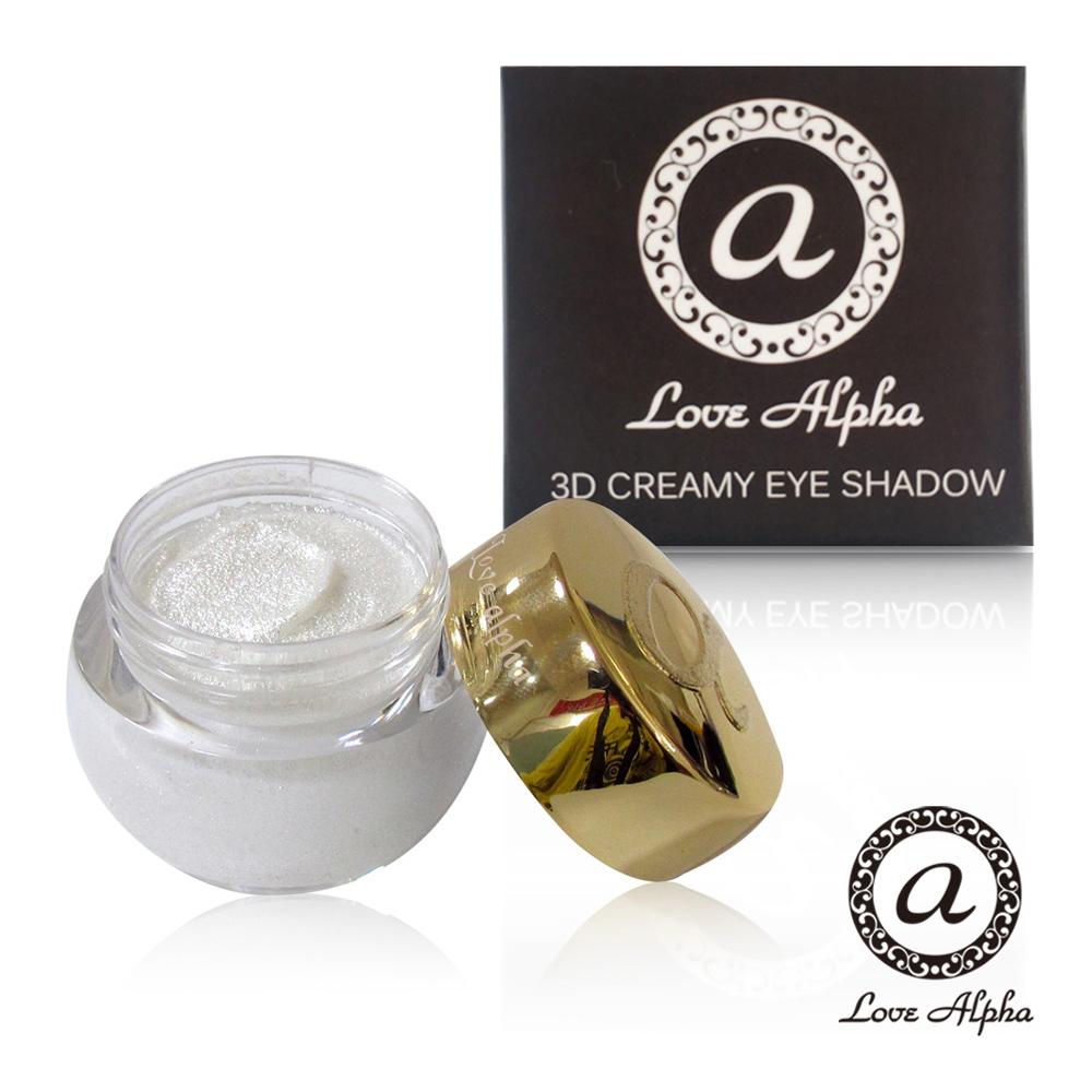 Love Alpha 絕色閃耀3D眼影蜜-1盒(款式任選)