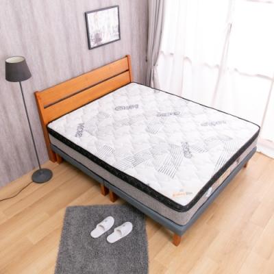 思夢樂-黃金睡眠涼感冰鋒3.5尺獨立筒床墊