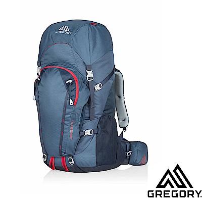 GREGORY Wander 70 專業健行登山背包(70L)_海藍