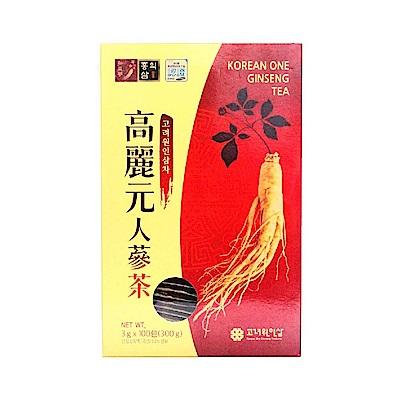 高麗元 人蔘茶包(3gx100入)