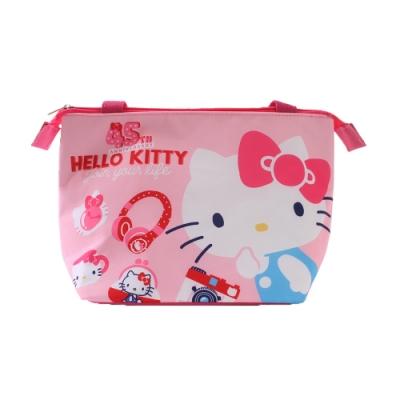 Hello Kitty保溫保冷手提袋 f0346 魔法Baby