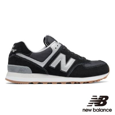New Balance 復古鞋 ML574HRM 中性 黑色